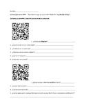 QR Code Activity for la locura de marzo