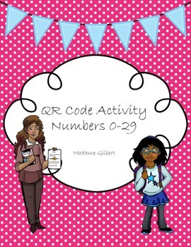 QR Code Activity (numbers)