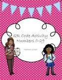 QR Code Activity (numbers)