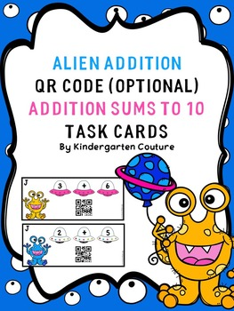 QR Code Add The Room -Aliens