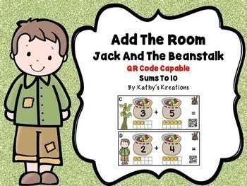 QR Code Add The Room Fairy Tale Bundle