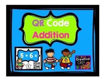 QR Code Addition