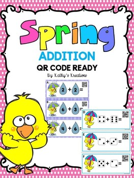 QR Code Addition -Spring