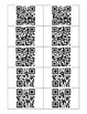 QR Code Subtraction Task Cards