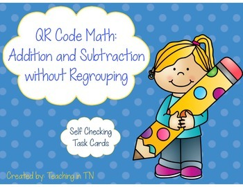 QR Code Addition and Subtraction