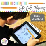 Addition and Subtraction Fluency QR Codes
