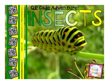 QR Code Adventure: Insects