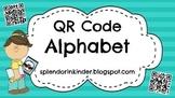 QR Code Alphabet Activity
