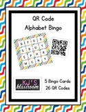 QR Code Alphabet Bingo