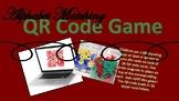 QR Code Alphabet Game-S.T.E.M.