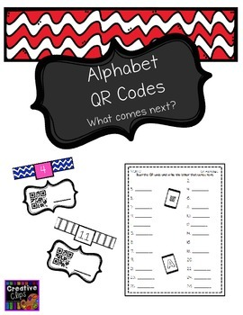 QR Codes for Alphabet: What Comes Next?