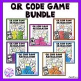 Articulation Game BUNDLE QR Codes