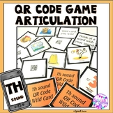 Articulation Game Th sounds QR Code