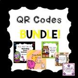 QR Code BUNDLE!