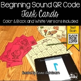 QR Code Beginning Sounds Activity