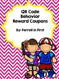 QR Code Behavior Reward Coupons
