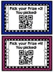 QR Code Behavior Reward Coupons