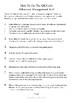 QR Code Behaviour Management Tool