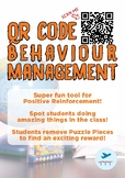 QR Code Behaviour Management Tool