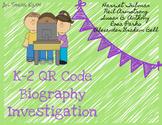 QR Code Biography Investigation