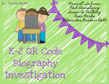 QR Code Biography Investigation