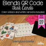 QR Code Blends Task Cards