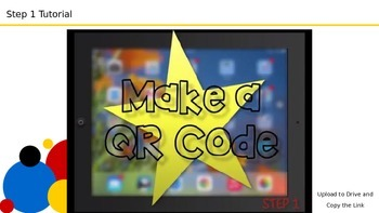 QR Code Book Review Lesson: Step by Step Video Tutorials