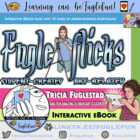 QR Code Book of Favorite Fugleflicks: Art Related Student