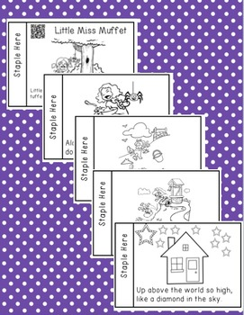 QR Code Booklets: Listening, Reading, Responding, and Understanding Rhymes