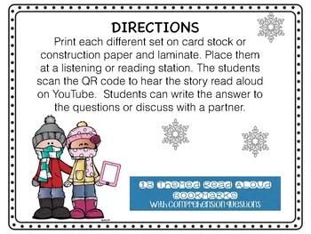 QR Code Bookmarks Growing Bundle