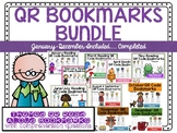 QR Code Bookmarks Bundle