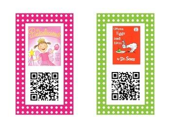 QR Code Books read online via SafeShare