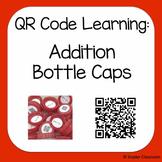 QR Code Addition : Bottle Caps Activity