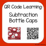 QR Code Subtraction : Bottle Caps Activity