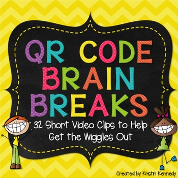 Brain Breaks with QR Codes