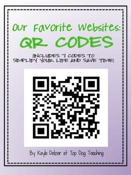 QR Code Bundle of Our Favorite Websites