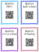 QR Code Cards: Kid Friendly Sites