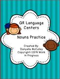 QR Code Centers: Nouns
