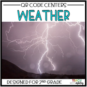 QR Code Centers Weather