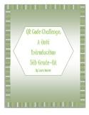 QR Code Challenge; A Unit Introduction 5.OA