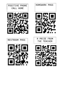 QR Code Challenges and Incentives