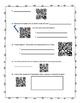 QR Code Classification, Domains, Kingdoms Scavenger Hunt