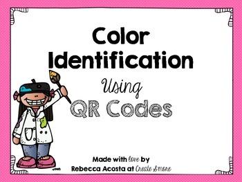 {QR Code} Colors