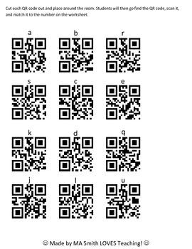 QR Code Contractions