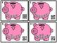 QR Code Count, Write, Scan 1-20 Piggy Bank