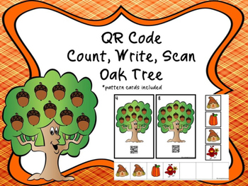 QR Code Count, Write, Scan Free