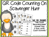 QR Code Counting On Scavenger Hunt