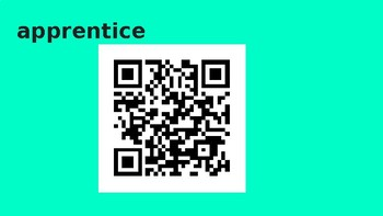 QR Code Definitions