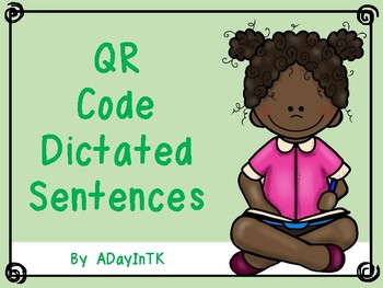 QR Code Dictated Sentences