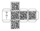QR Code Dolch Sight Word Dice Bundle
